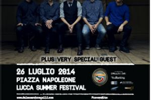 Hotel a Montecatini Terme per Concerto The National a Lucca Summer Festival