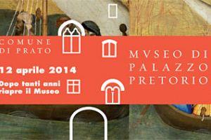 Palazzo Pretorio Museum in Prato
