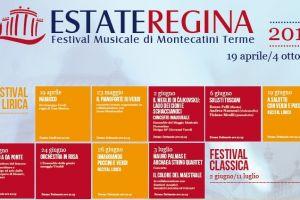Estate Regina Montecatini Terme - Concerti & Opere in Toscana