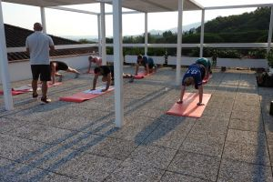 Corsi di fitness e yoga in Toscana