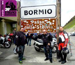 39° Motoraduno Stelvio International