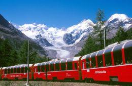 The Bernina Express offer
