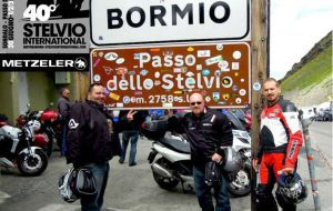 40° Motoraduno Stelvio International