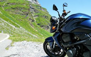Livigno with your motorbike!