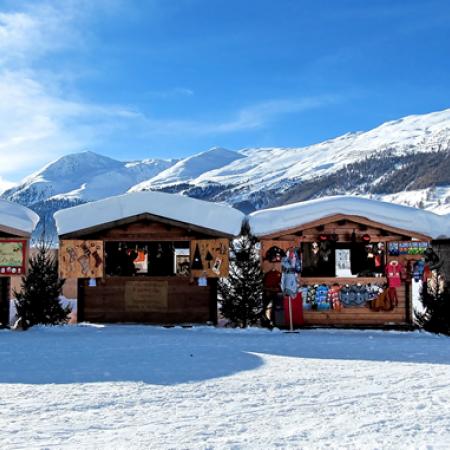 Christmas Market in Livigno
