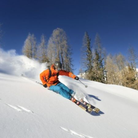 Freeride packages for Livigno