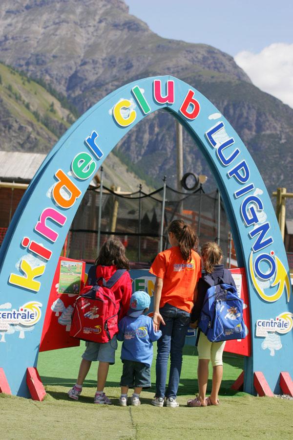 Il Kinder Club Lupigno per i vostri Bambini