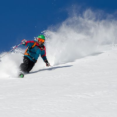 Skiing holiday in Livigno in January