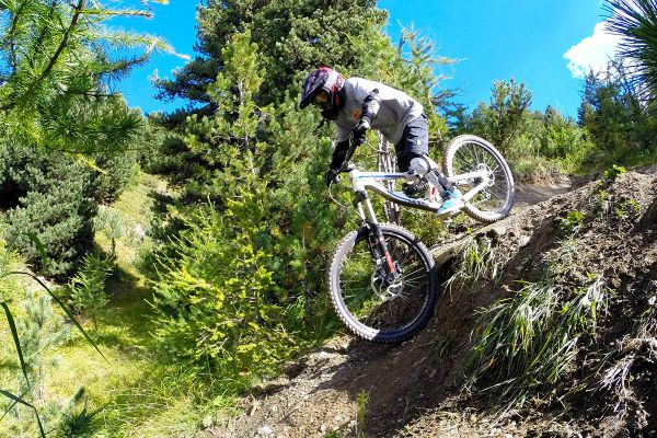 Moutainbike Clubhotel by mtb Livigno