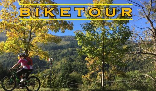Bike tour sull' Appennino Bolognese