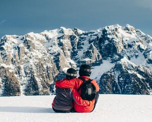 Romantischer Urlaub in  den Dolomiten