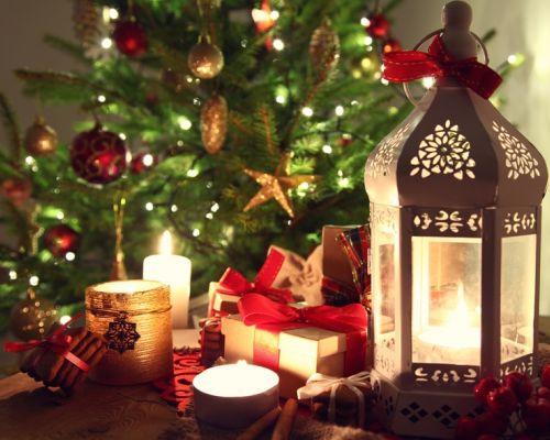 Weihnachten, Urlaub in San Martino di Castrozza
