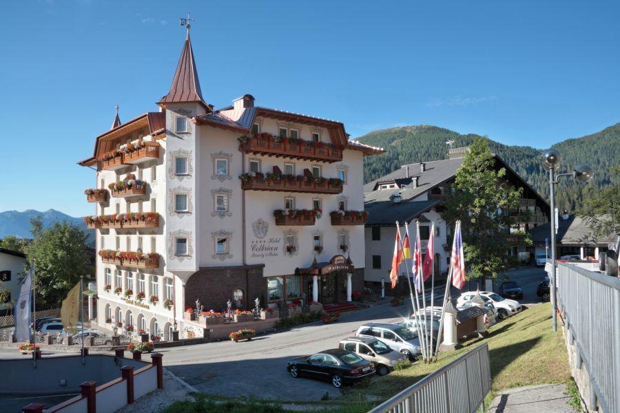Hotel Colbricon Beauty E Relax San Martino Di Castrozza