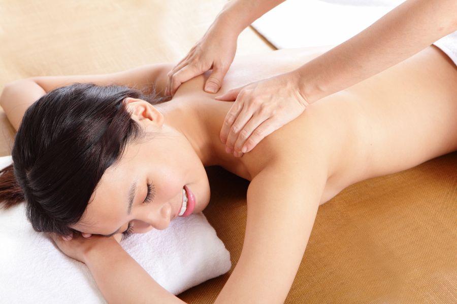 Massage Paket