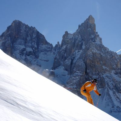 Dolomiti SuperSun in San Martino di Castrozza