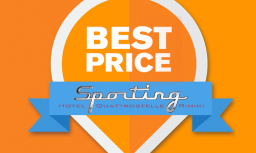 Hotel Sporting Rimini Best Price Guaranteed - 4 star hotel