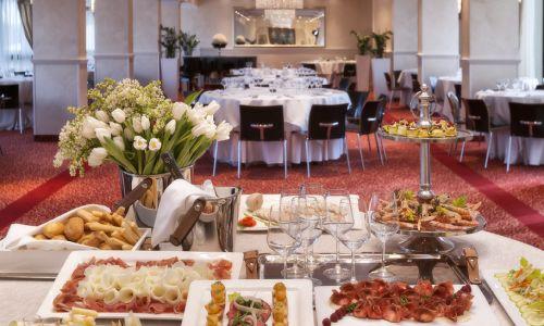Full Board offer Hotel Rimini 4-star hotel on the beach