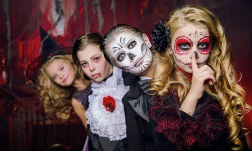 Offerte hotel a Rimini per Halloween hotel con animazione per bambini