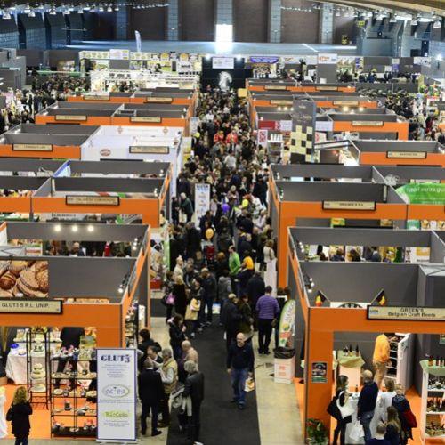 Gluten Free Expo e Lactose Free Expo Rimini 2017
