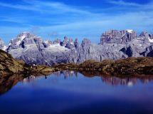Itinerari di trekking ed escursioni a Madonna di Campiglio
