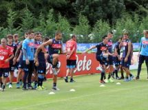 Napoli Official Summer Training Camp dal 9 al 30 luglio 2016