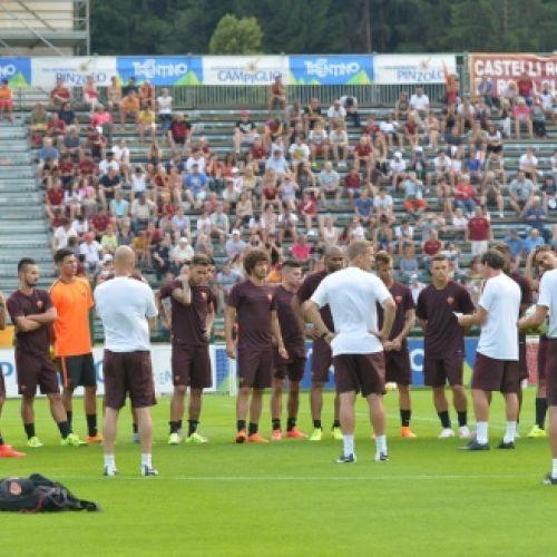 Dal 8 al 15 luglio la Roma tornerà ai piedi delle Dolomiti di Brenta