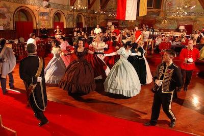 Habsburg Carnival in Madonna di Campiglio