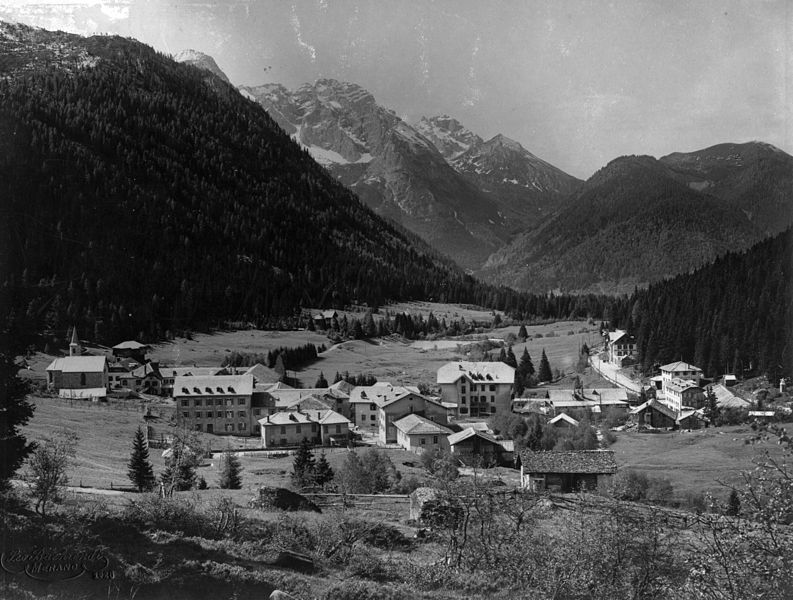 Madonna di Campiglio Dolomiti di Brenta Trentino