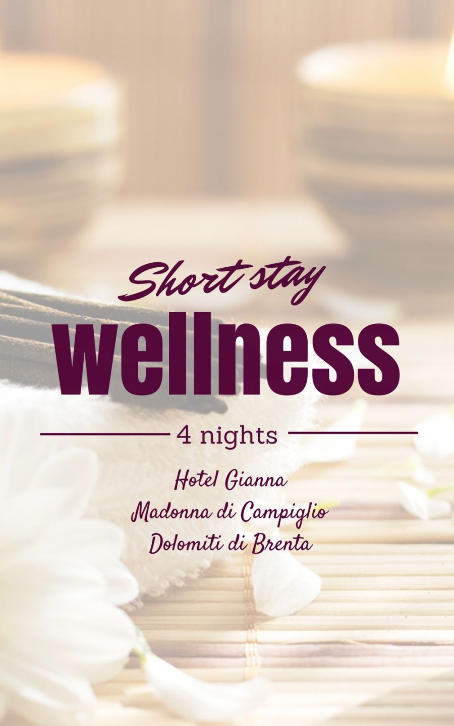 Short stay wellness