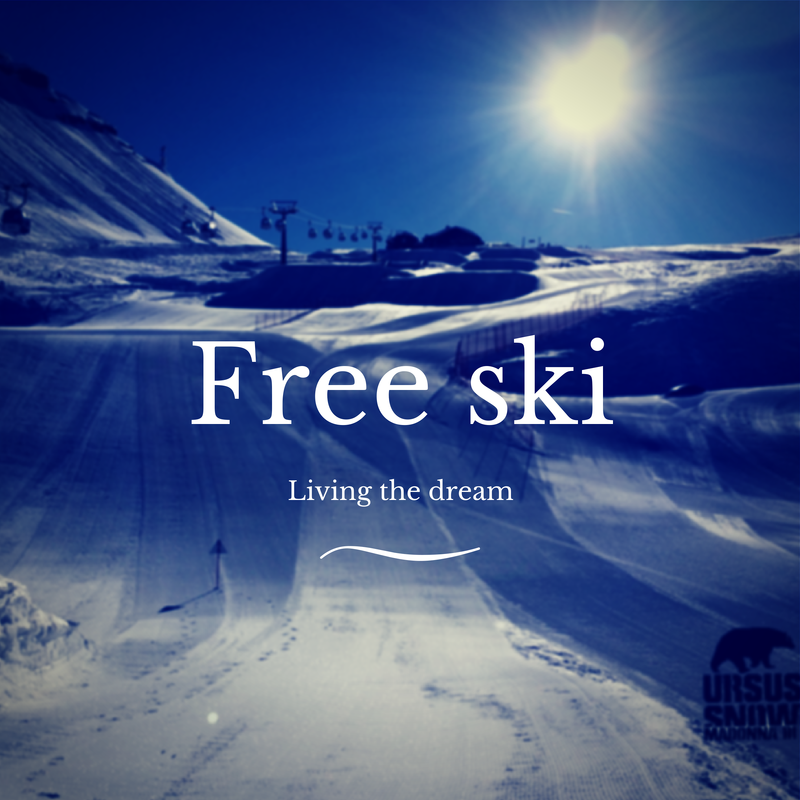Special offer ski vacation in January  Madonna di Campiglio