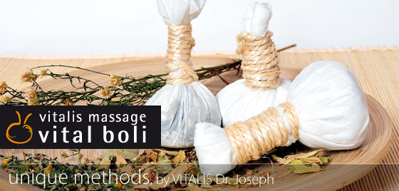 Vitalis massage Vital Boli