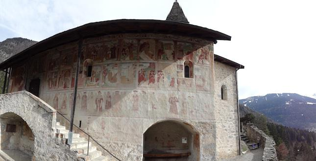 September in Madonna di Campiglio is the right period to know the culture of the area