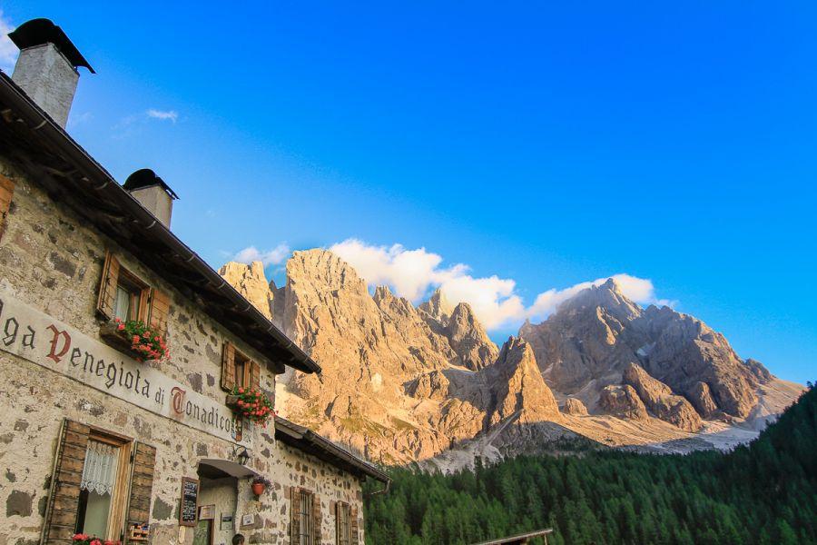 Vacanze sulle Dolomiti - Speciale Coppie