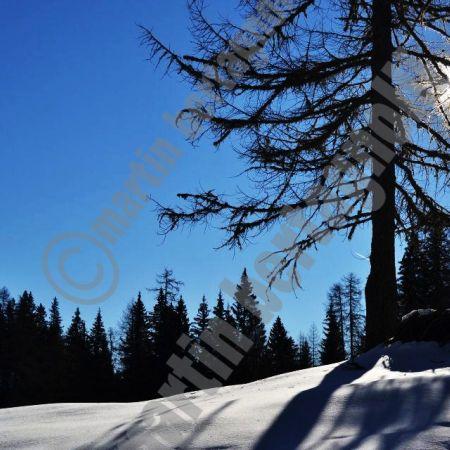 Vagando intorno al monte Solomp