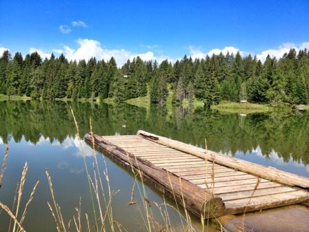 Santa Maria - Lago di Tret - Fondo