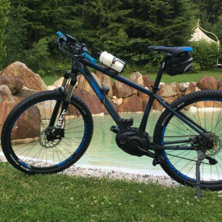 E-Bike firmate Villa Orso Grigio!