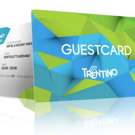 Guest Card Trentino