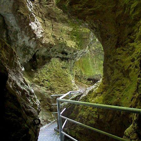 Canyon Rio al Sass e Parco Fluviale Novella Forra