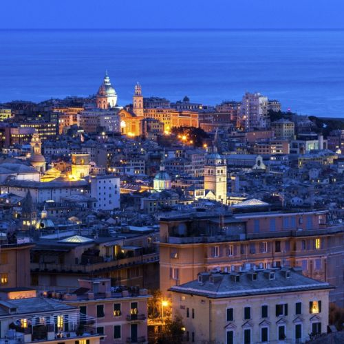 Offerte week end a Genova