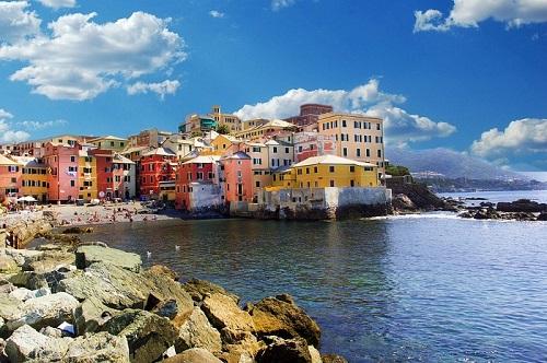 Ponte del 1 maggio a Genova