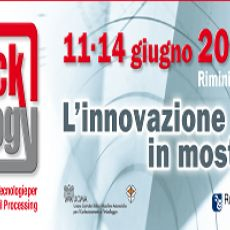 Fiera Packology Rimini 2013