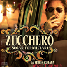 Zucchero in concerto a Rimini!