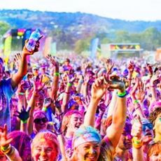 La Color Run a Rimini