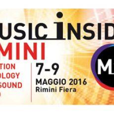 Offerta Music Inside Rimini 2016