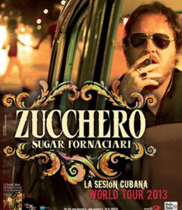 Zucchero in concerto a Rimini!