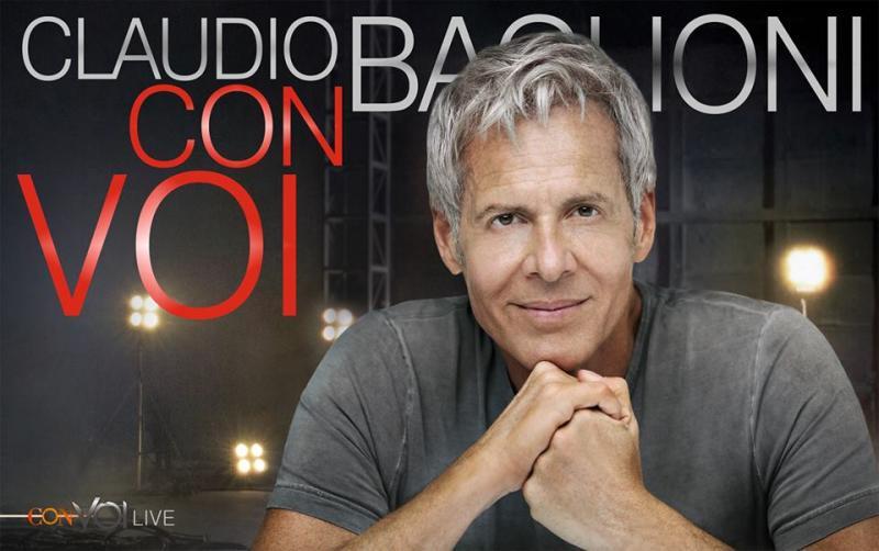 Concerto Claudio Baglioni a Rimini