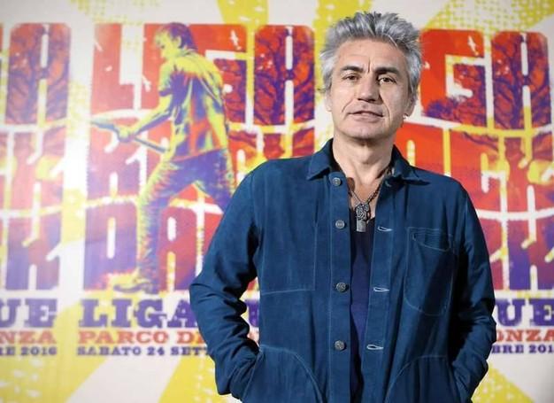 Luciano Ligabue in concerto