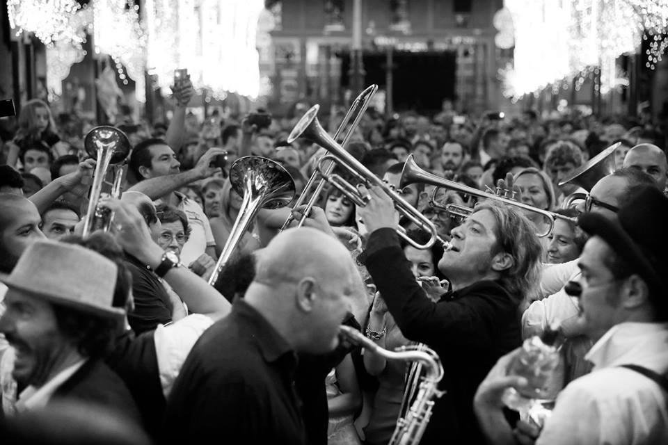 opa cupa concerto live salento evento consigliato hotel delle palme