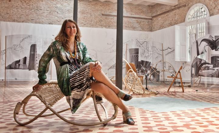 evento consigliato hotel delle palme lecce Dal 3 al 7 ottobre, Martano (Lecce) design e dell'arte Agorà Design Sprech benedetta tagliabue