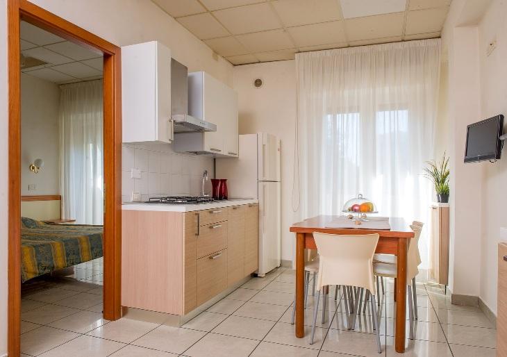 residence comfort riccione vicino palacongressi